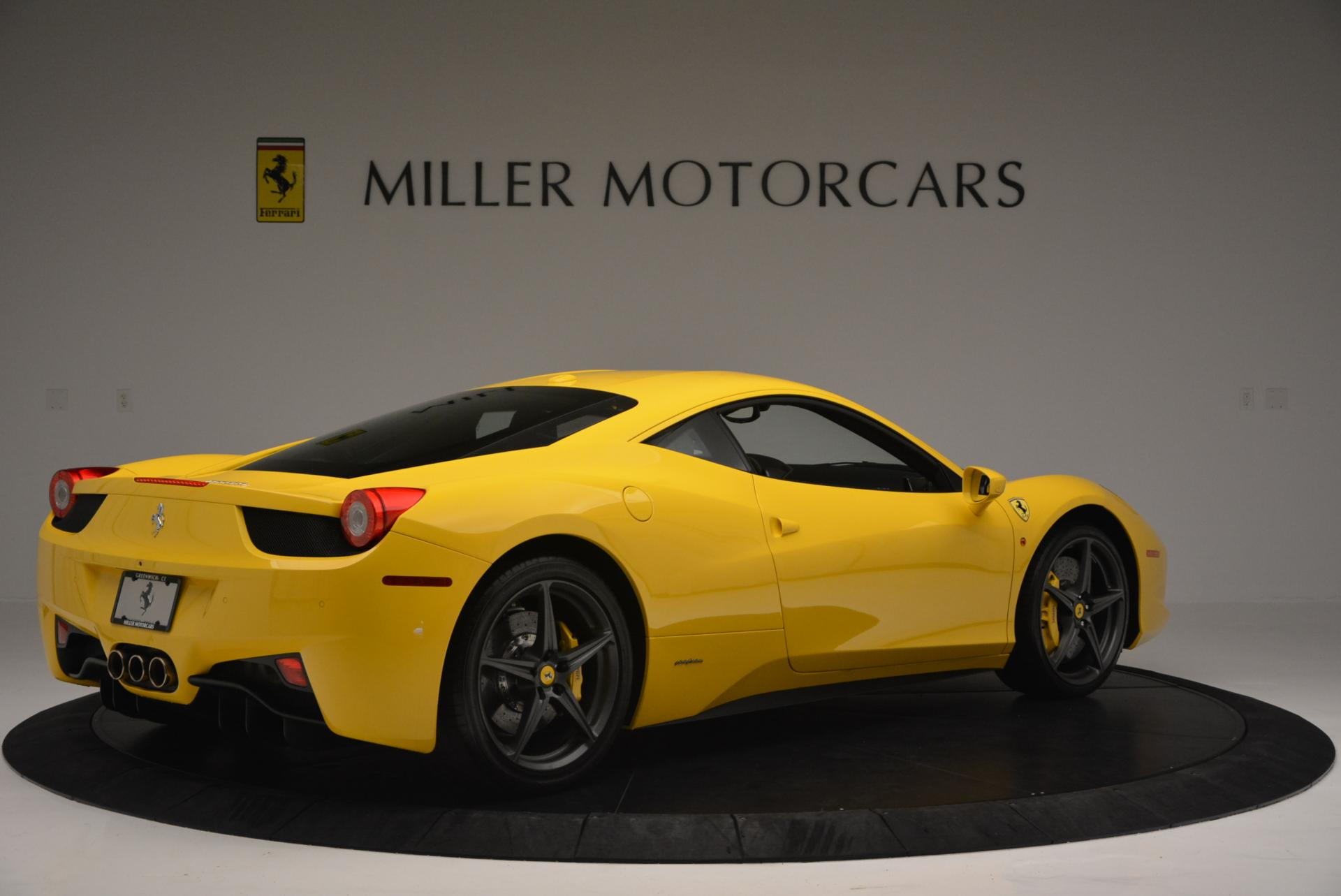 Used 2011 Ferrari 458 Italia  For Sale In Greenwich, CT 144_p8