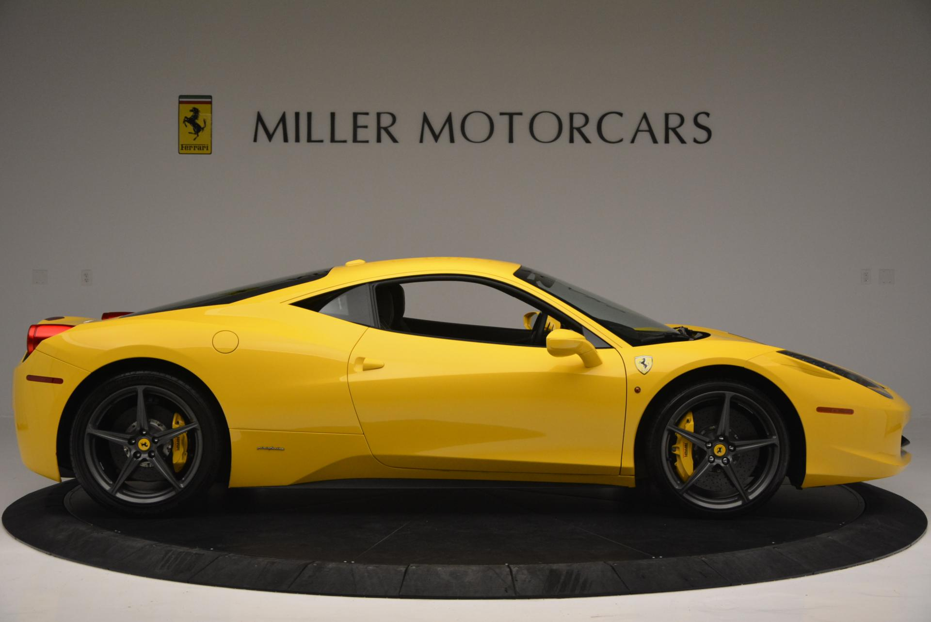 Used 2011 Ferrari 458 Italia  For Sale In Greenwich, CT 144_p9
