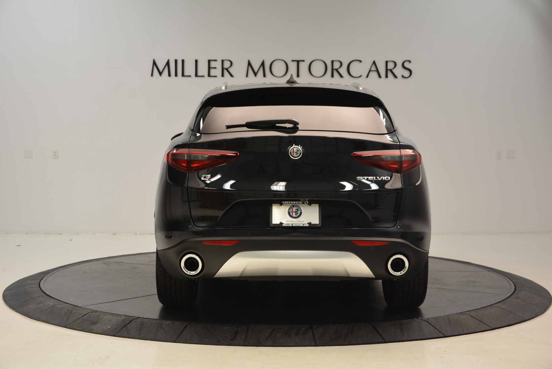 New 2018 Alfa Romeo Stelvio Q4 For Sale In Greenwich, CT 1441_p6