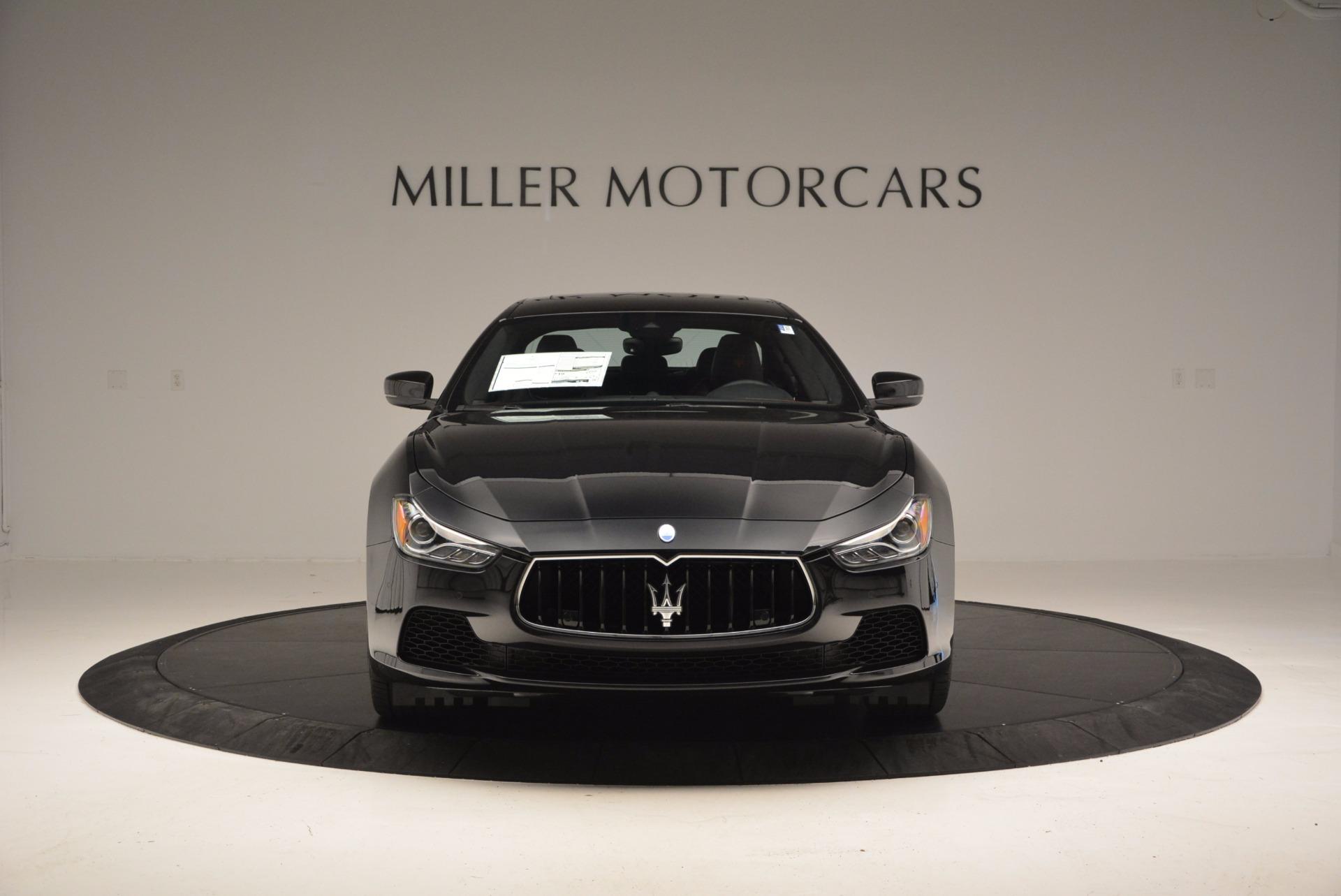 New 2017 Maserati Ghibli SQ4 For Sale In Greenwich, CT 1443_p12