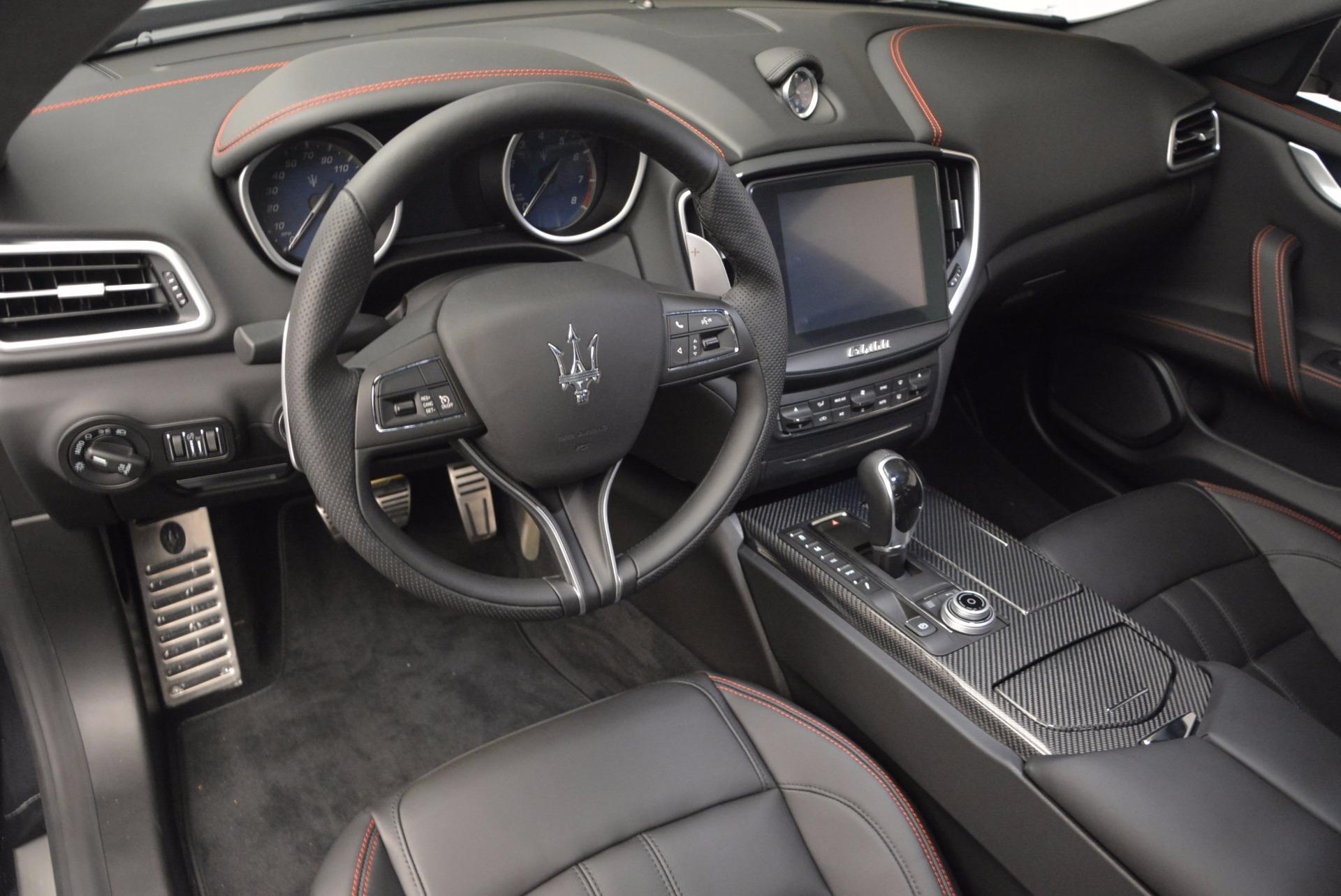 New 2017 Maserati Ghibli SQ4 For Sale In Greenwich, CT 1443_p13