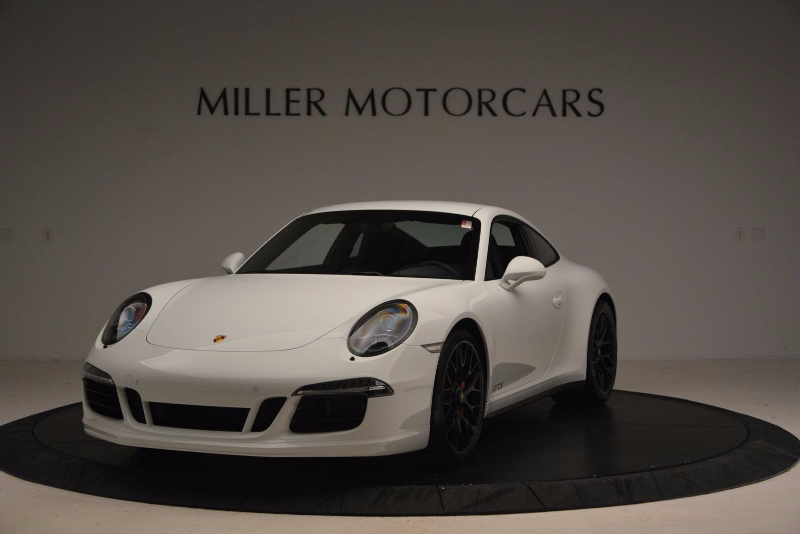 Used 2015 Porsche 911 Carrera GTS For Sale In Greenwich, CT 1444_main