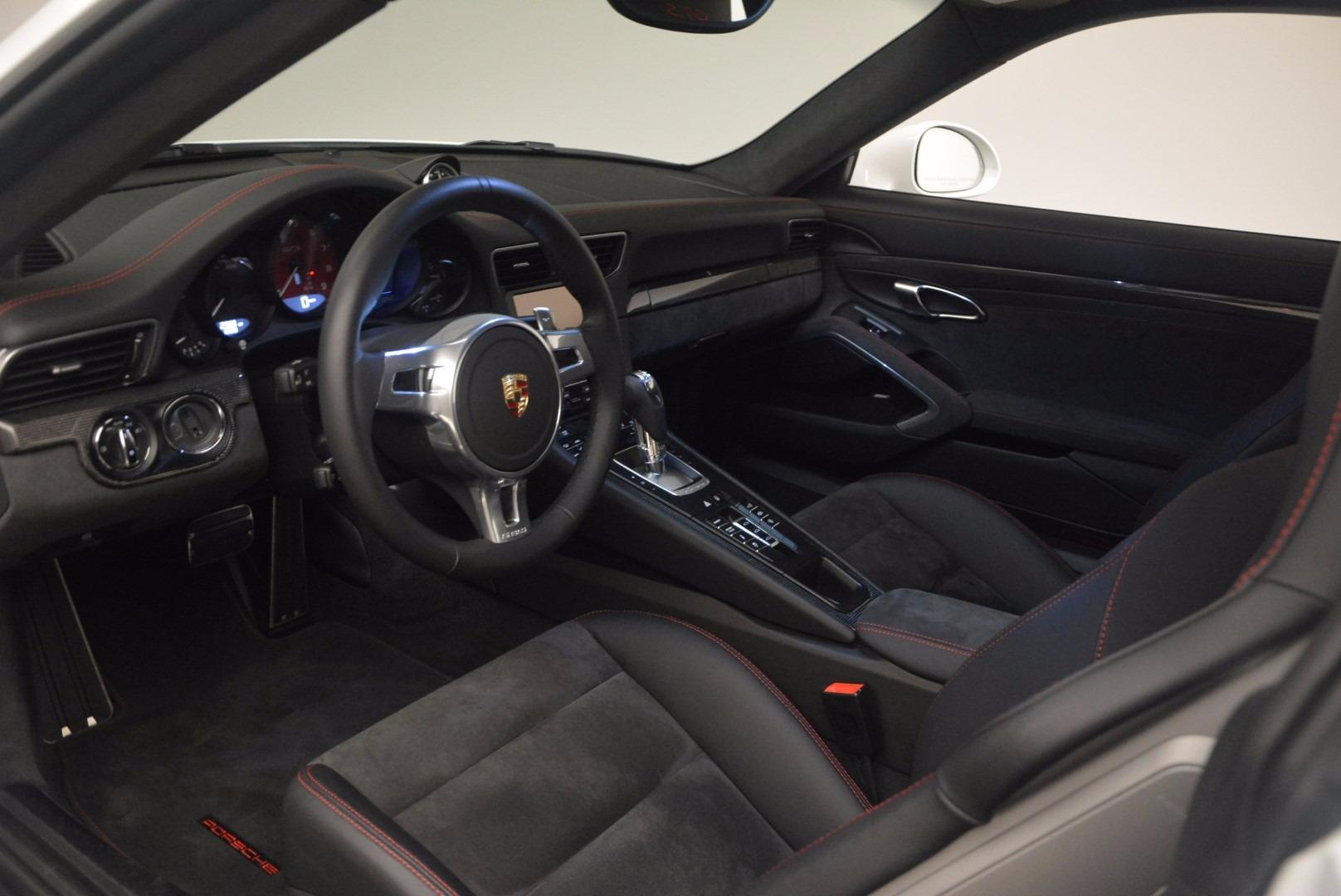 Used 2015 Porsche 911 Carrera GTS For Sale In Greenwich, CT 1444_p17
