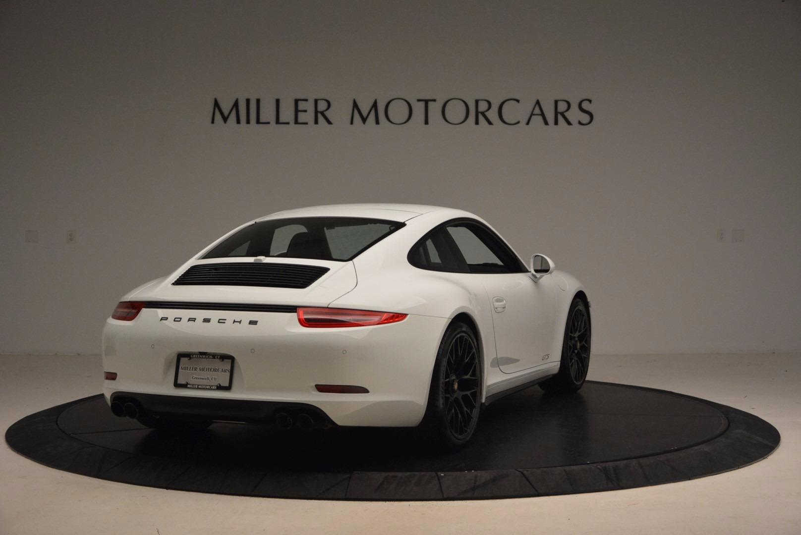 Used 2015 Porsche 911 Carrera GTS For Sale In Greenwich, CT 1444_p7