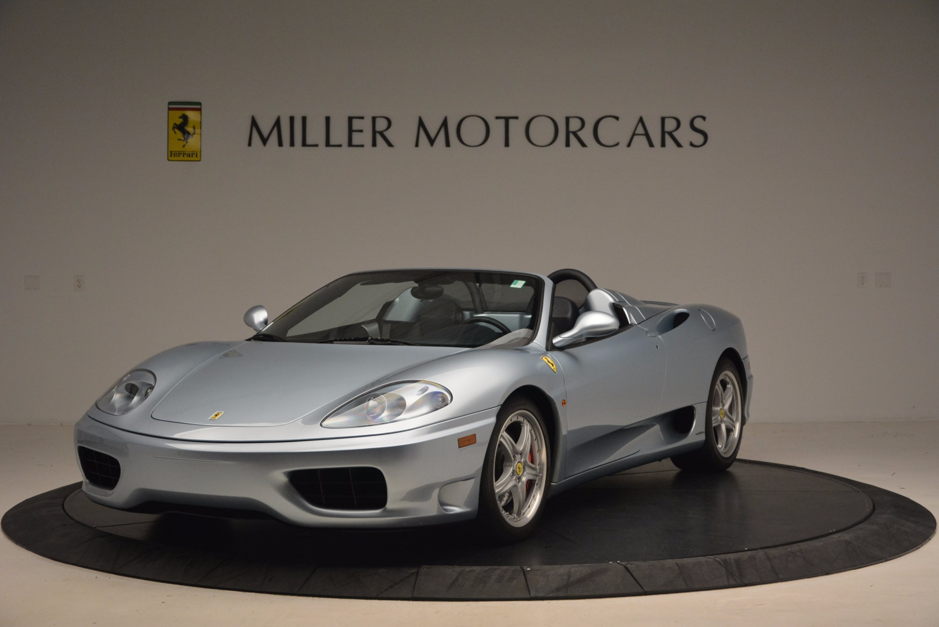 Used 2003 Ferrari 360 Spider 6-Speed Manual For Sale In Greenwich, CT 1445_main