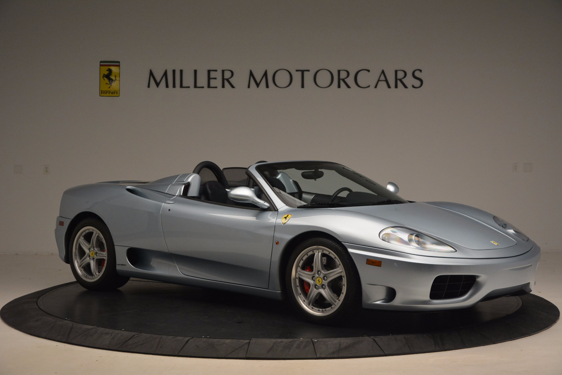 Used 2003 Ferrari 360 Spider 6-Speed Manual For Sale In Greenwich, CT 1445_p10