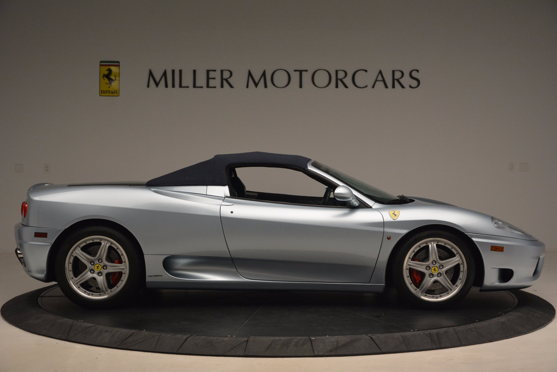 Used 2003 Ferrari 360 Spider 6-Speed Manual For Sale In Greenwich, CT 1445_p21