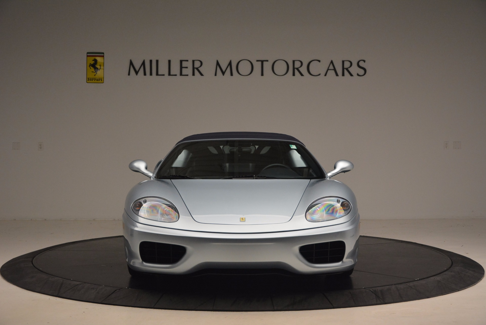 Used 2003 Ferrari 360 Spider 6-Speed Manual For Sale In Greenwich, CT 1445_p24