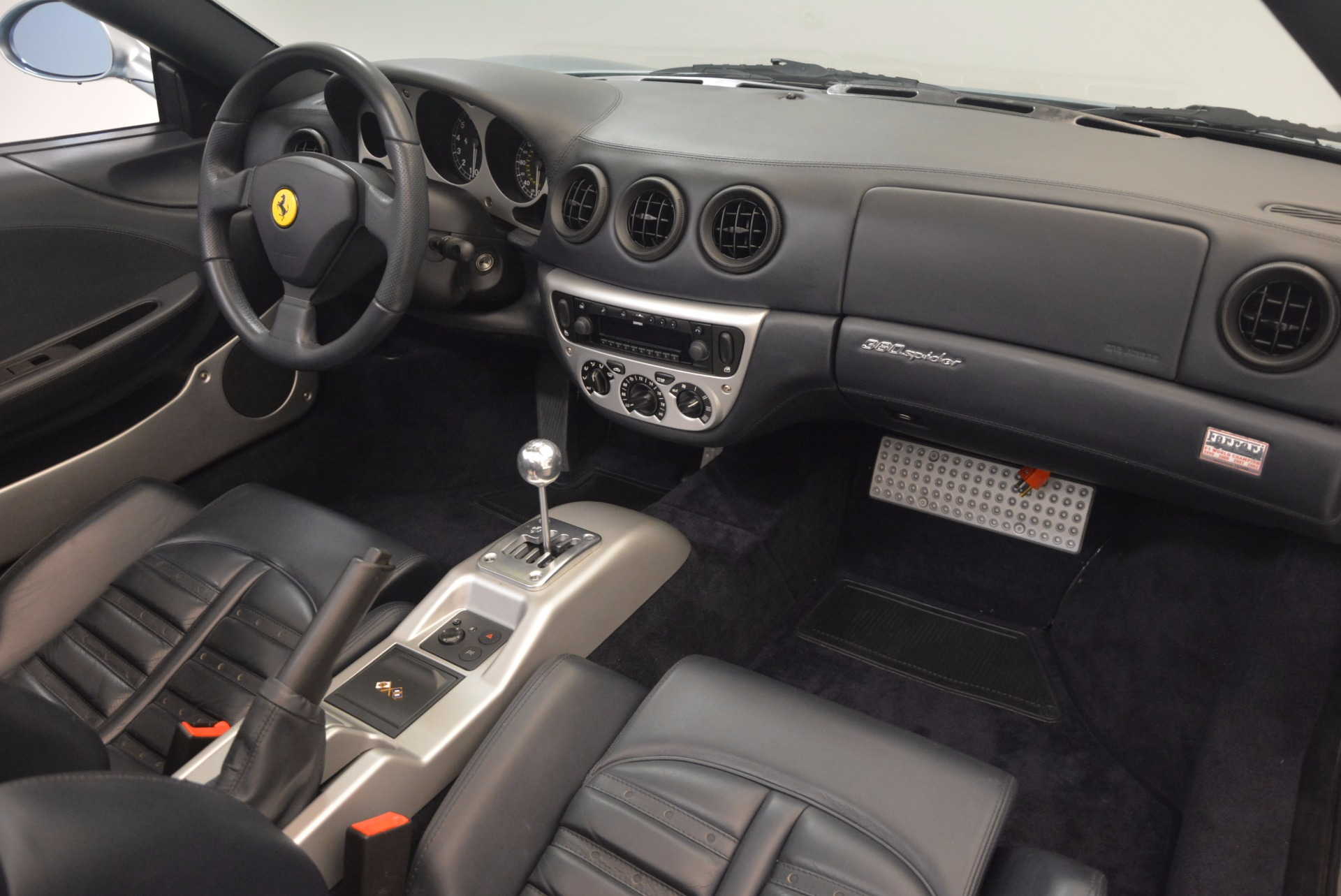 Used 2003 Ferrari 360 Spider 6-Speed Manual For Sale In Greenwich, CT 1445_p29