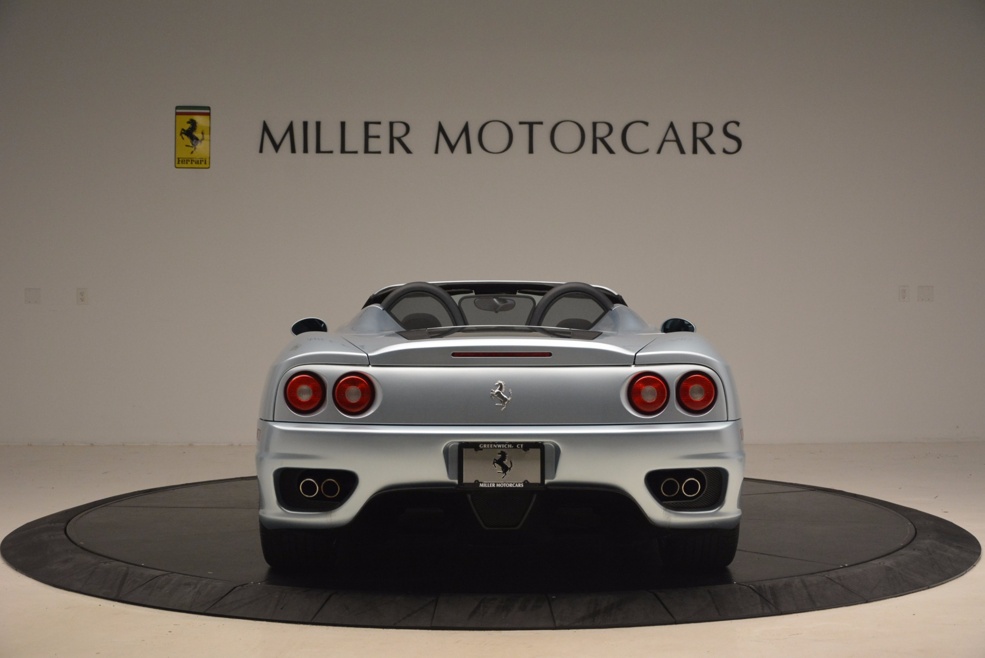 Used 2003 Ferrari 360 Spider 6-Speed Manual For Sale In Greenwich, CT 1445_p6