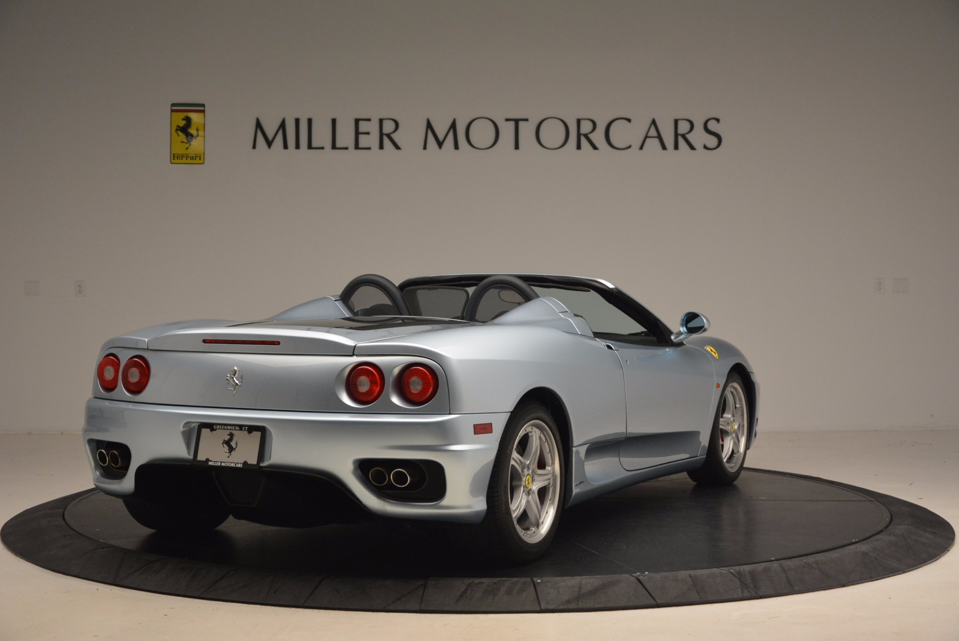 Used 2003 Ferrari 360 Spider 6-Speed Manual For Sale In Greenwich, CT 1445_p7