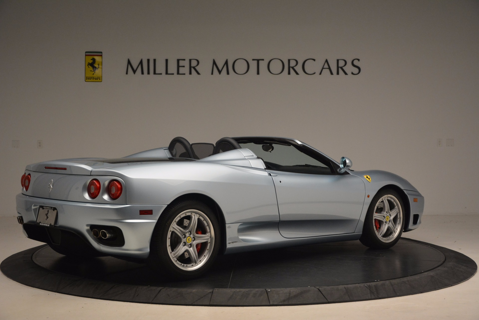 Used 2003 Ferrari 360 Spider 6-Speed Manual For Sale In Greenwich, CT 1445_p8