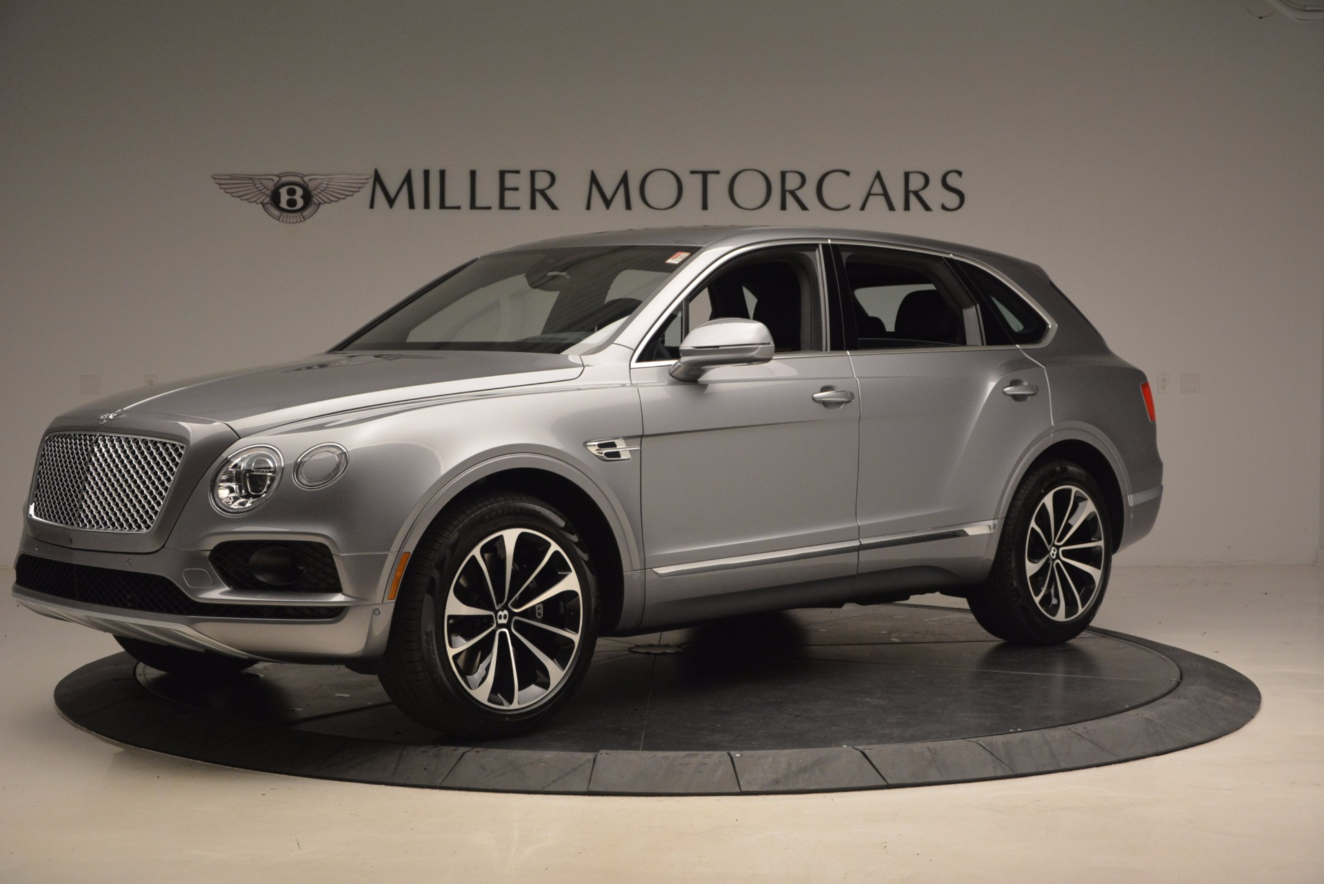New 2018 Bentley Bentayga Onyx For Sale In Greenwich, CT 1446_p2