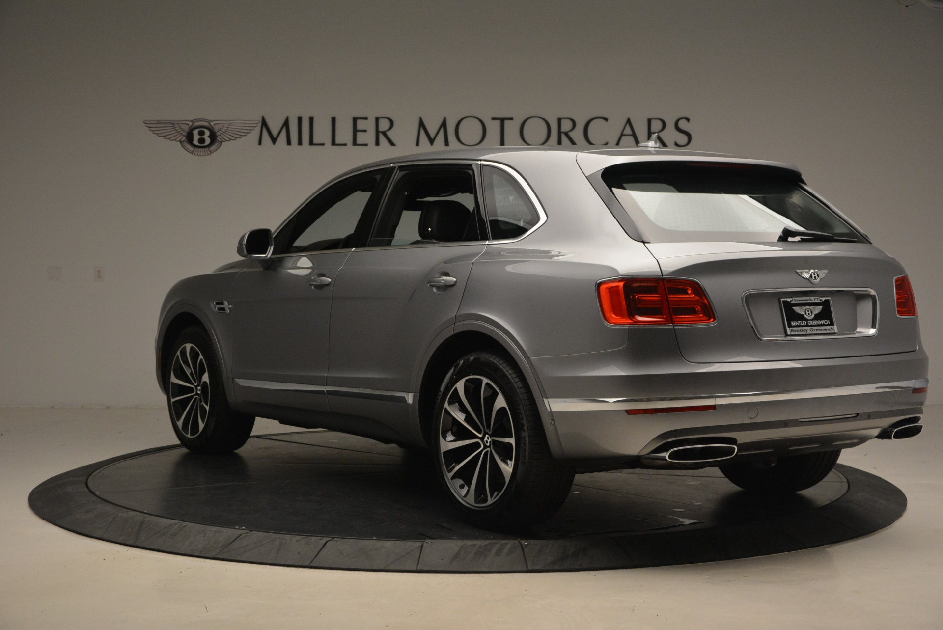 New 2018 Bentley Bentayga Onyx For Sale In Greenwich, CT 1446_p5