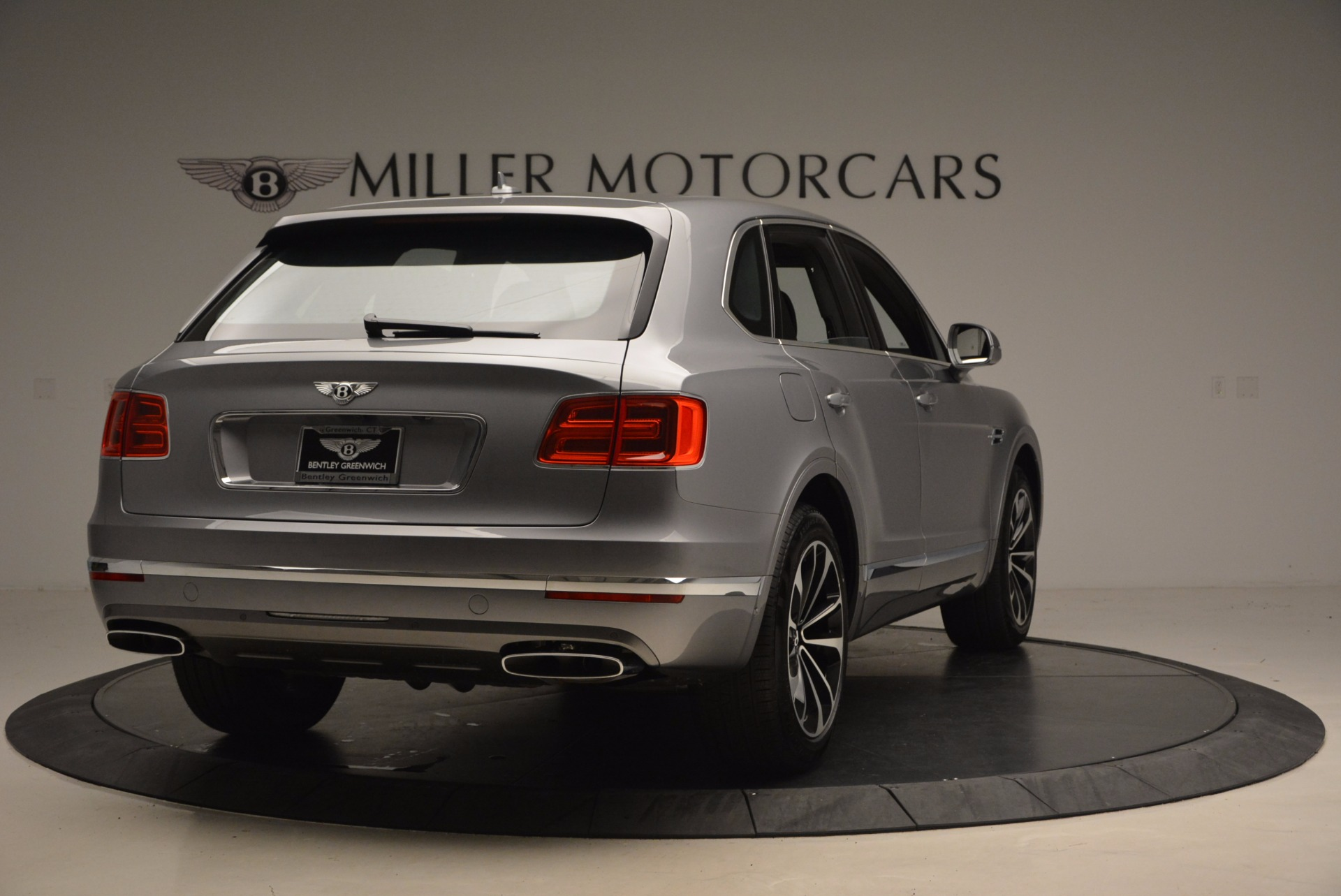 New 2018 Bentley Bentayga Onyx For Sale In Greenwich, CT 1446_p7