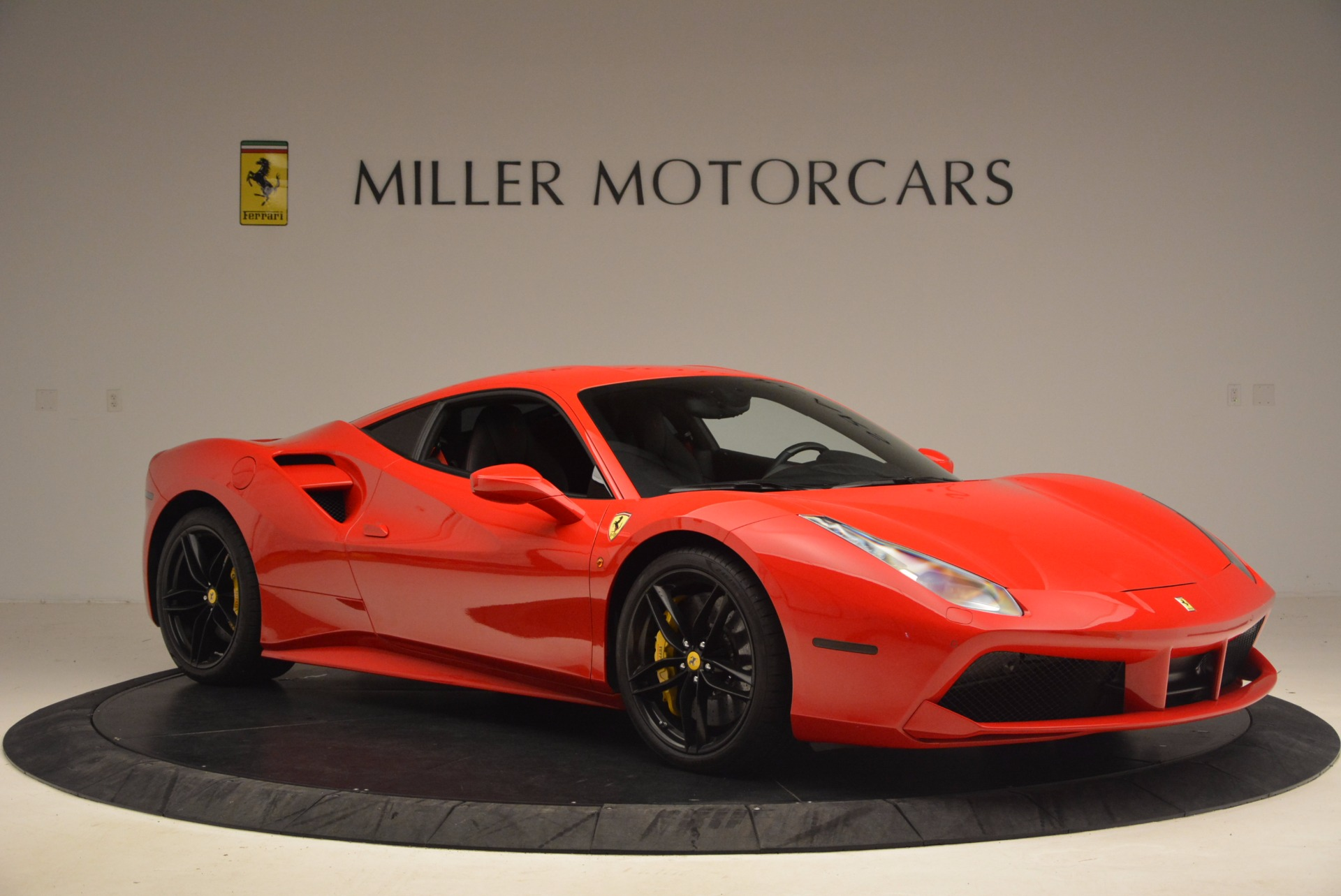 Used 2016 Ferrari 488 GTB  For Sale In Greenwich, CT 1447_p10
