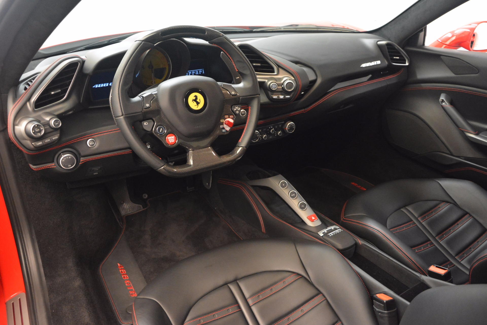 Used 2016 Ferrari 488 GTB  For Sale In Greenwich, CT 1447_p13