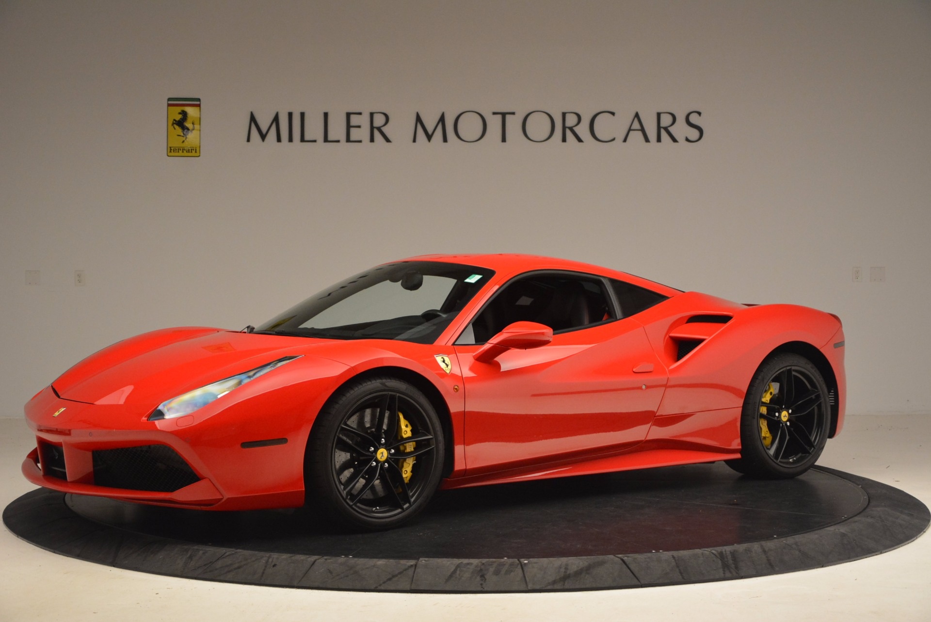 Used 2016 Ferrari 488 GTB  For Sale In Greenwich, CT 1447_p2