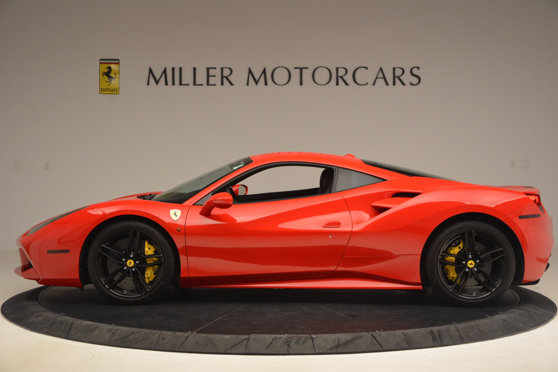 Used 2016 Ferrari 488 GTB  For Sale In Greenwich, CT 1447_p3