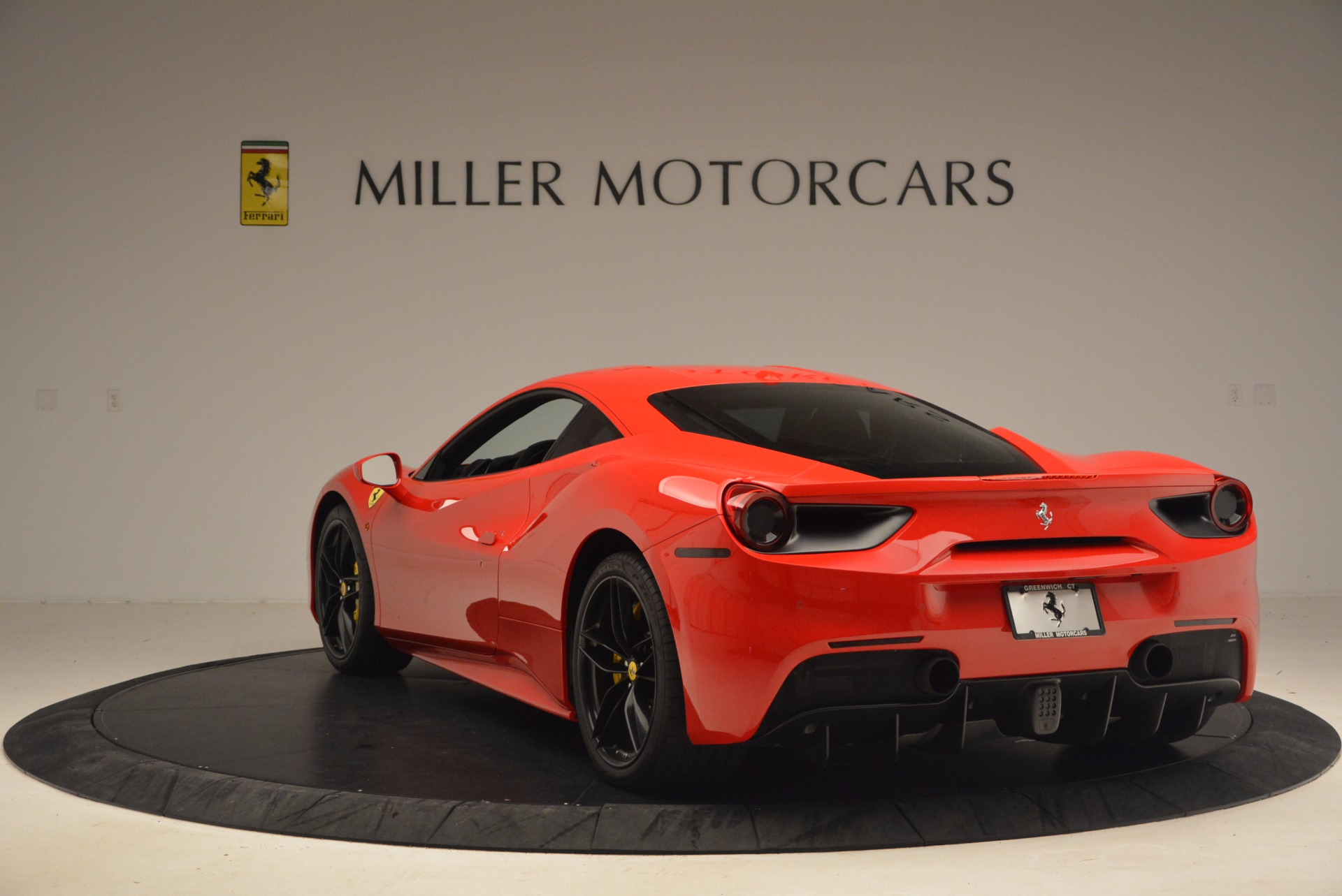 Used 2016 Ferrari 488 GTB  For Sale In Greenwich, CT 1447_p5