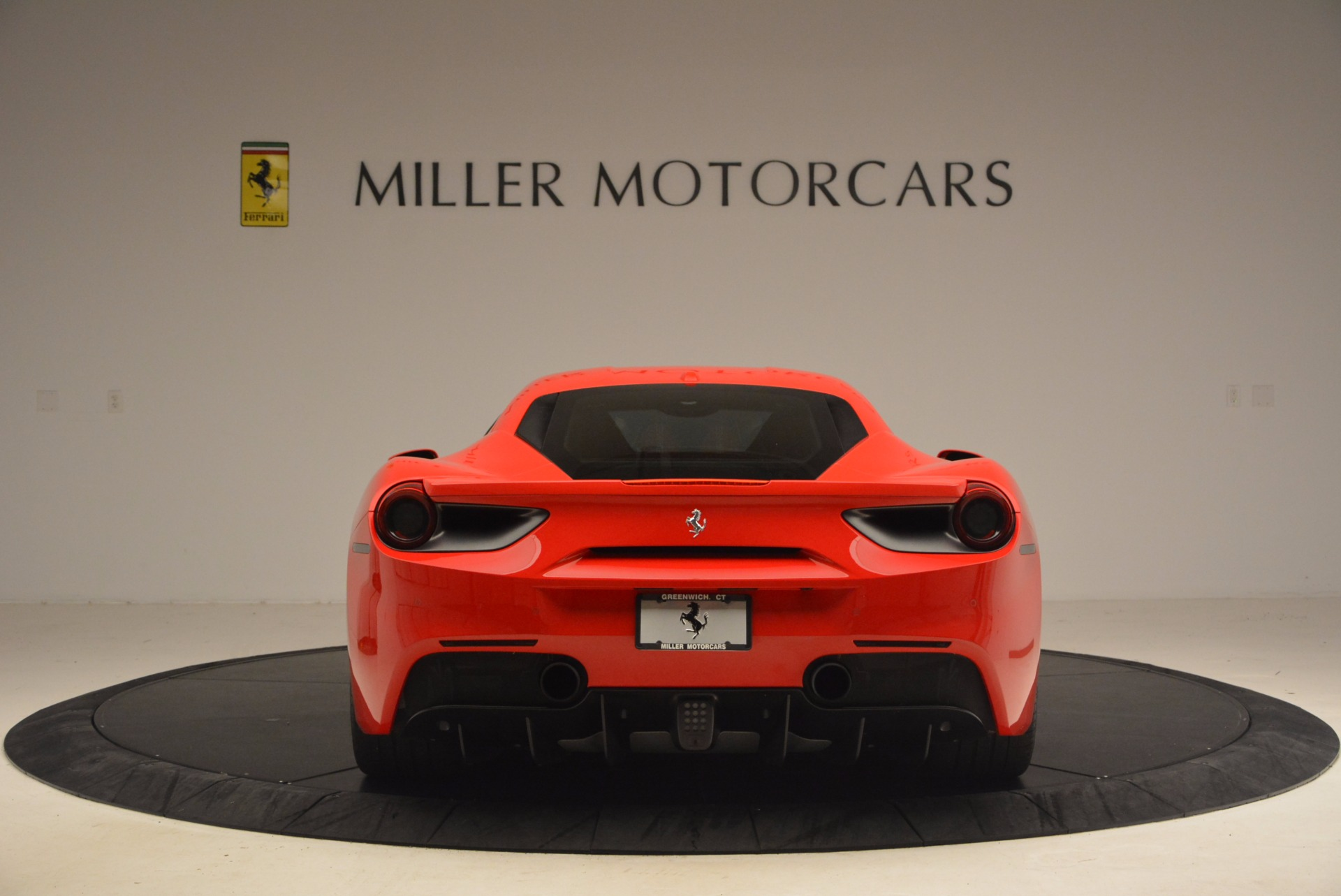 Used 2016 Ferrari 488 GTB  For Sale In Greenwich, CT 1447_p6