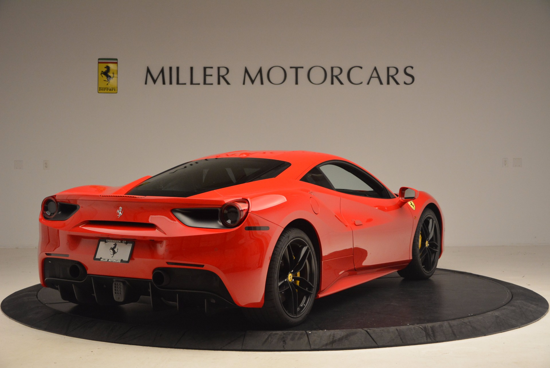 Used 2016 Ferrari 488 GTB  For Sale In Greenwich, CT 1447_p7