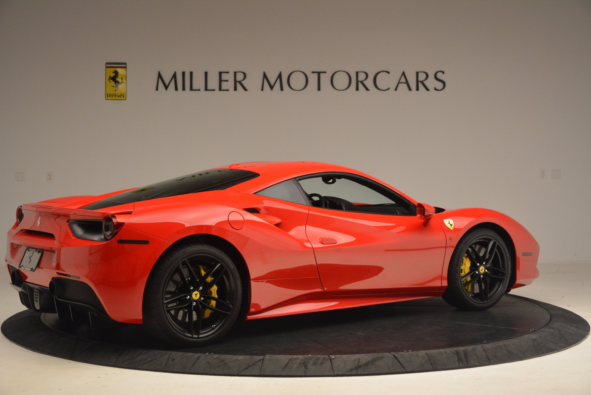 Used 2016 Ferrari 488 GTB  For Sale In Greenwich, CT 1447_p8