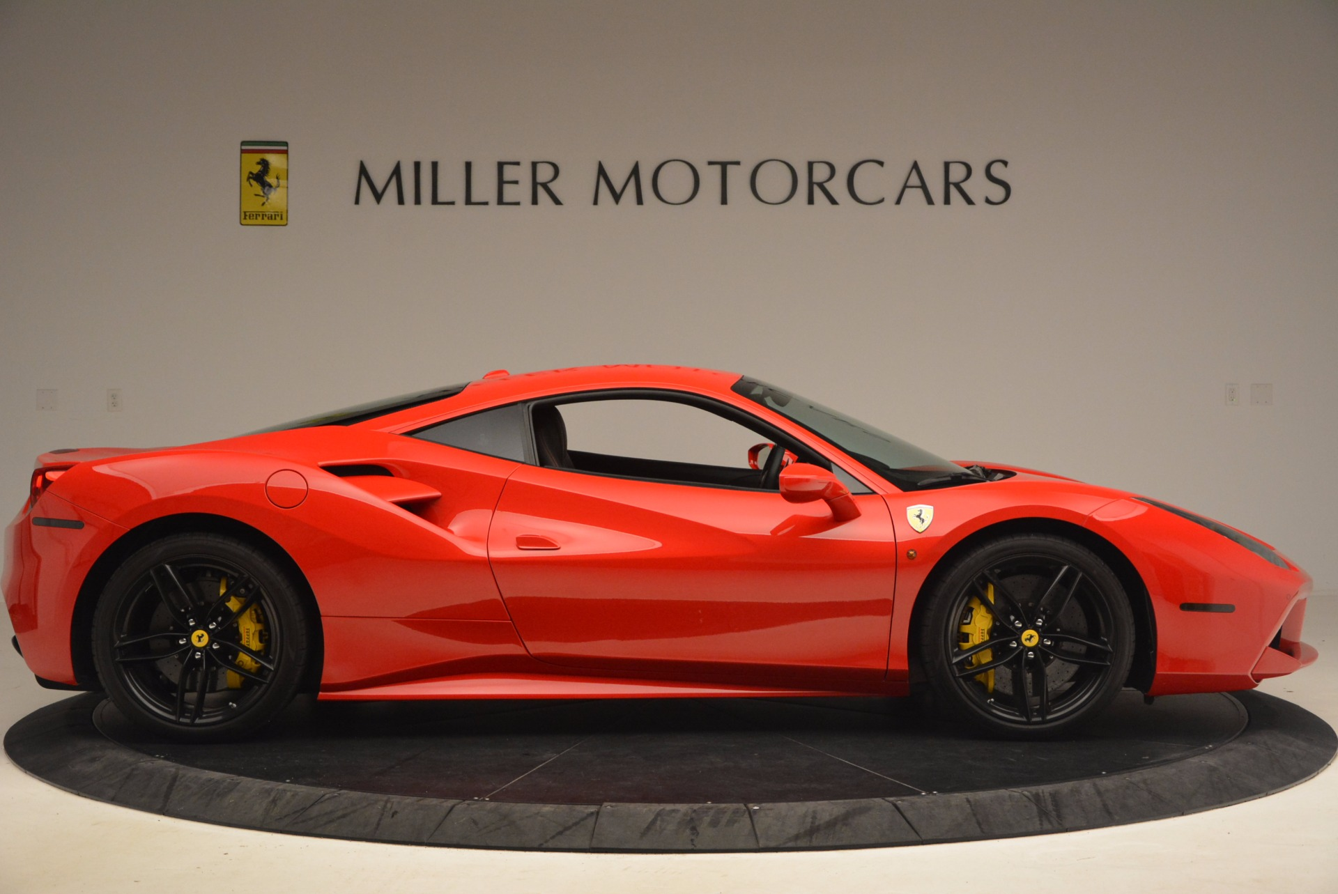 Used 2016 Ferrari 488 GTB  For Sale In Greenwich, CT 1447_p9