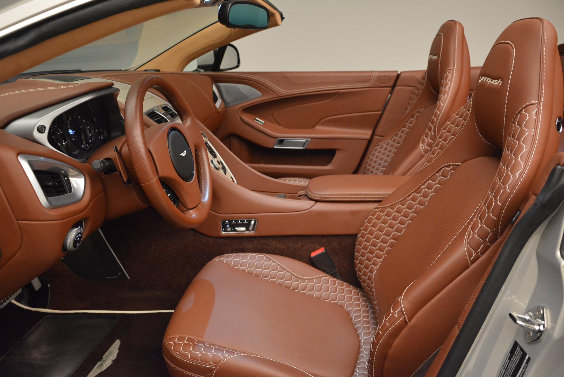 Used 2015 Aston Martin Vanquish Volante For Sale In Greenwich, CT 1448_p20