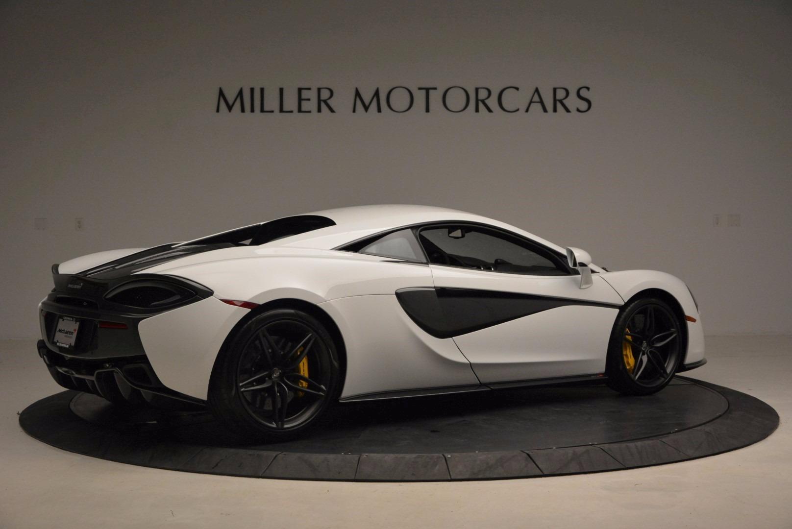 New 2017 McLaren 570S  For Sale In Greenwich, CT 1452_p8