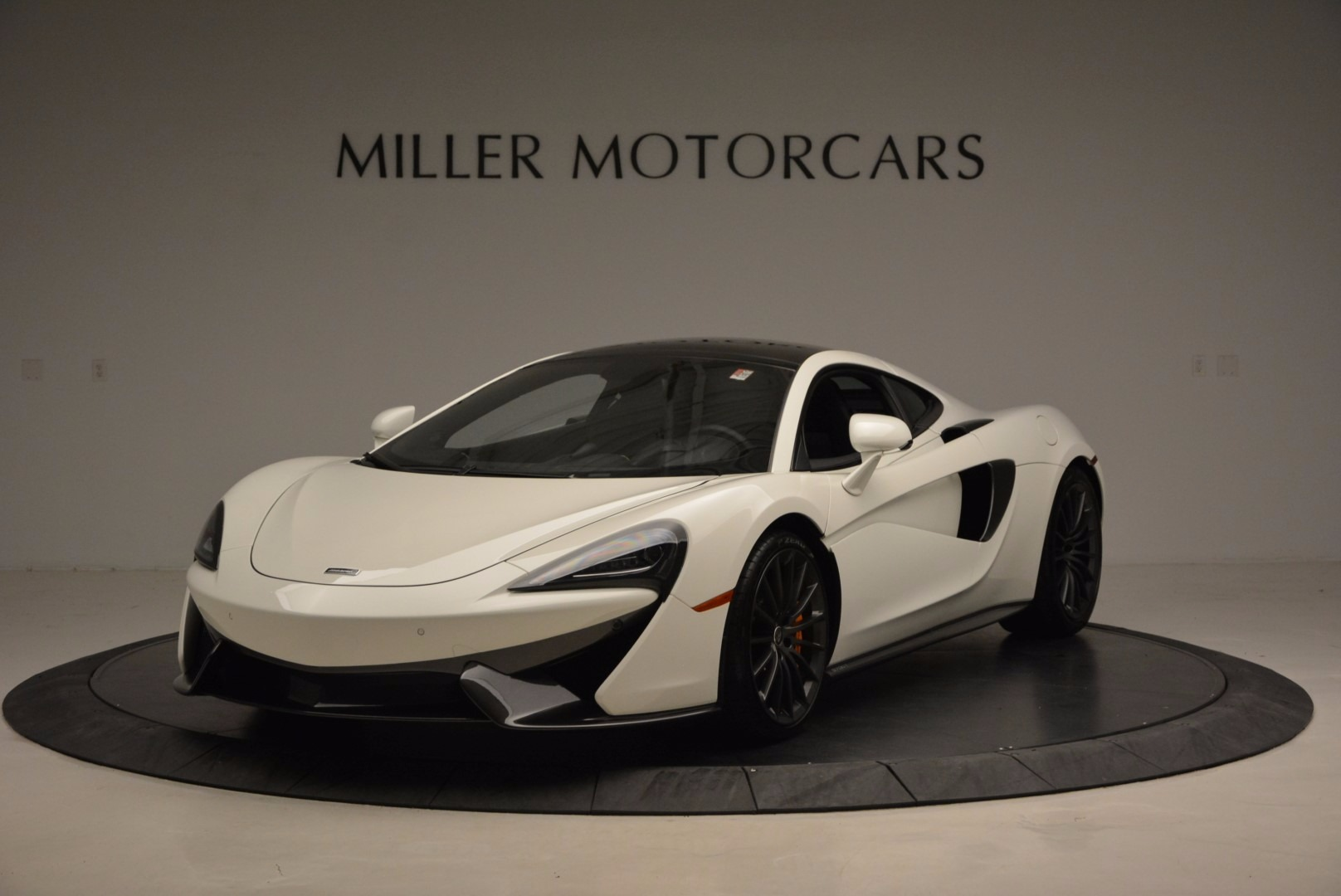 Used 2017 McLaren 570GT  For Sale In Greenwich, CT 1455_main