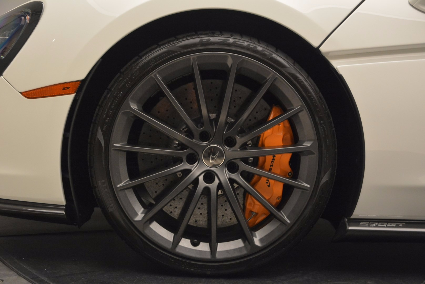 Used 2017 McLaren 570GT  For Sale In Greenwich, CT 1455_p14
