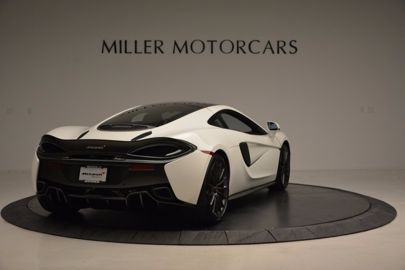 Used 2017 McLaren 570GT  For Sale In Greenwich, CT 1455_p7