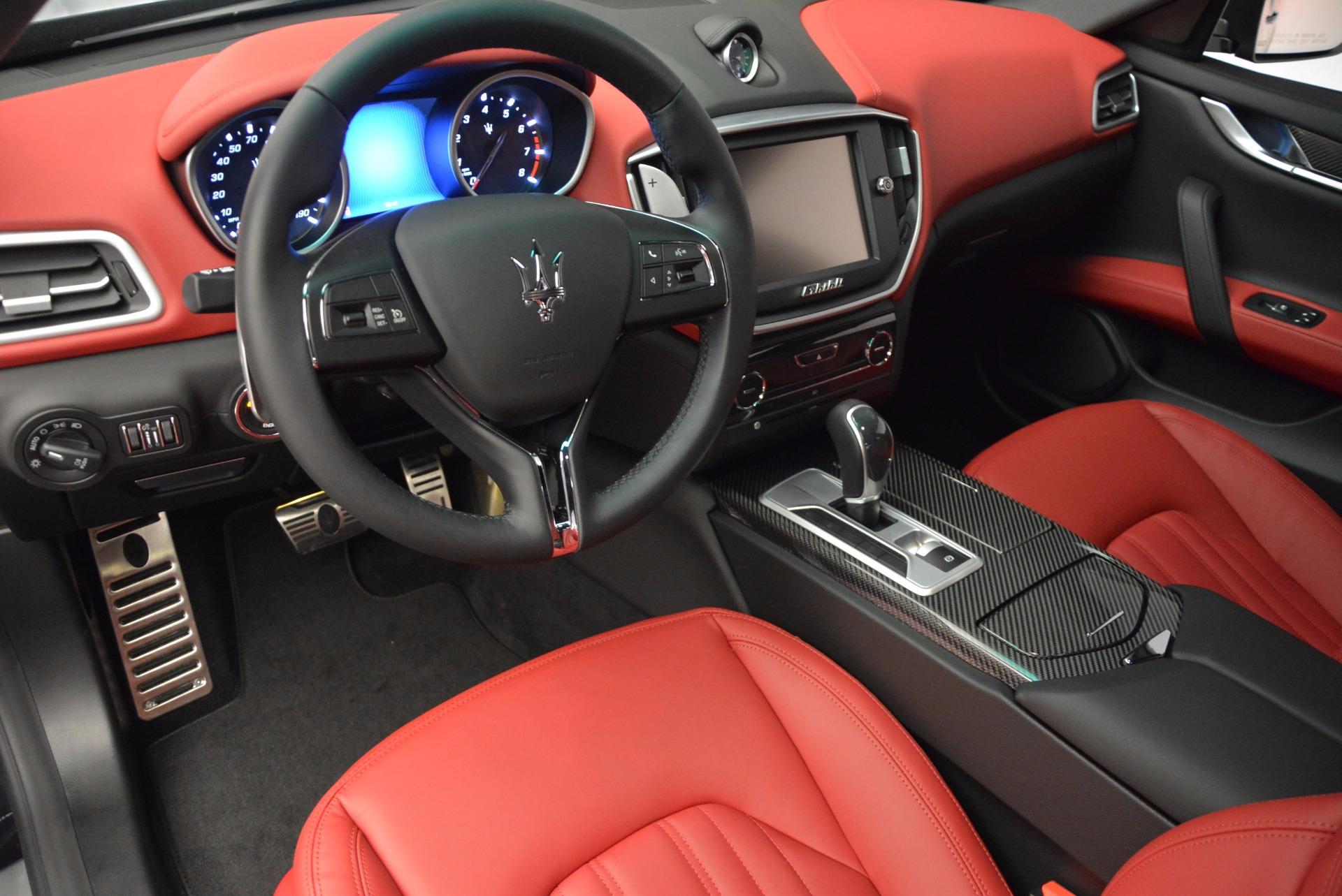 Used 2014 Maserati Ghibli S Q4 For Sale In Greenwich, CT 1459_p14