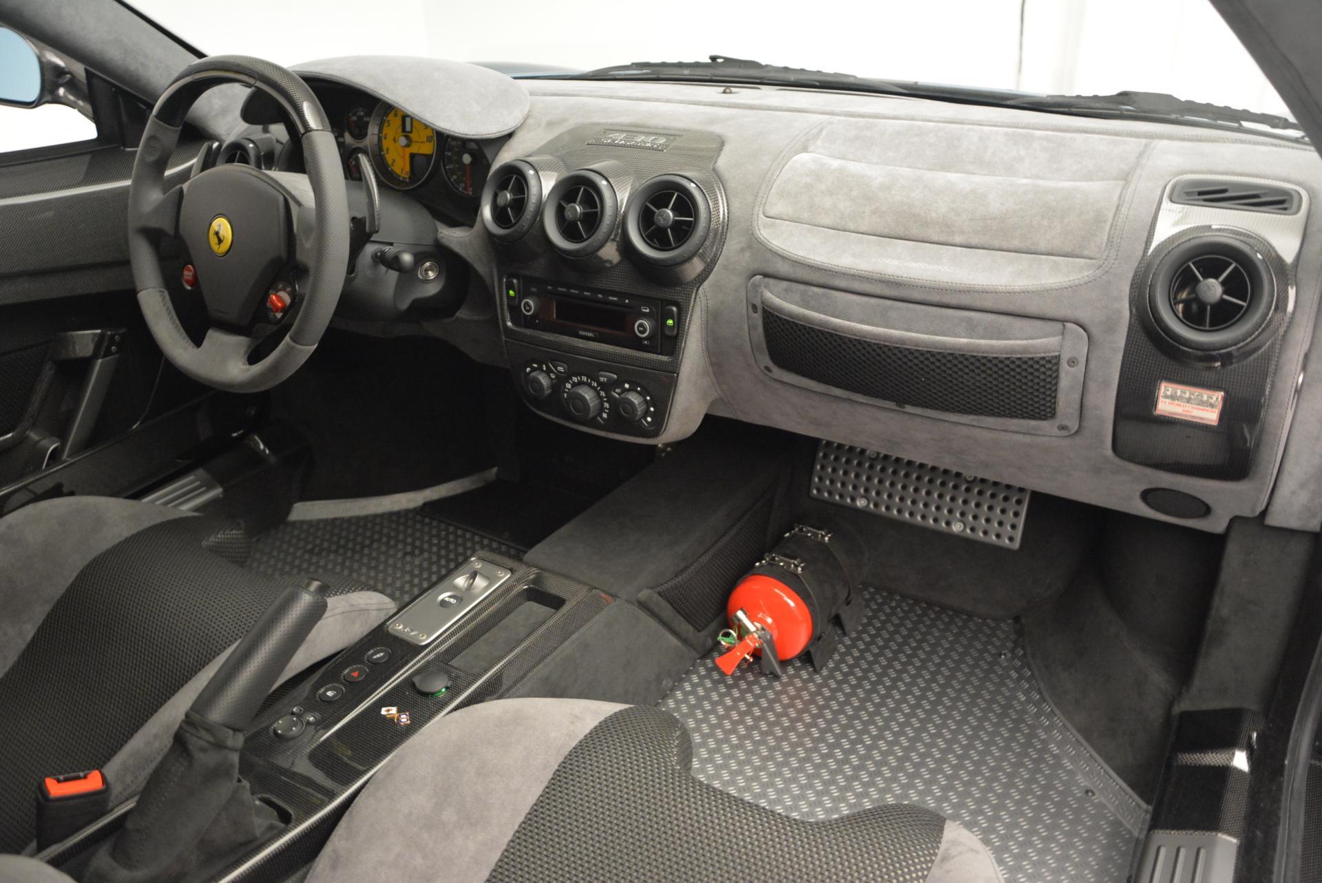 Used 2008 Ferrari F430 Scuderia For Sale In Greenwich, CT 146_p17