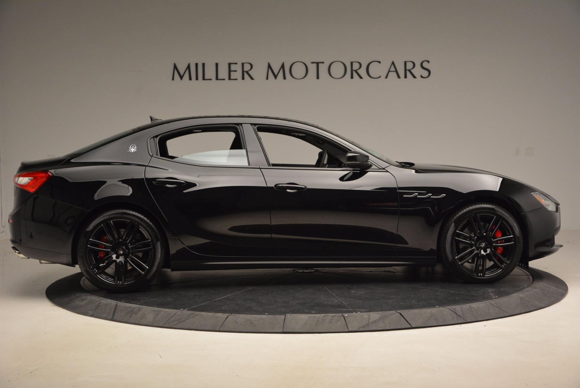New 2017 Maserati Ghibli S Q4 For Sale In Greenwich, CT 1460_p9