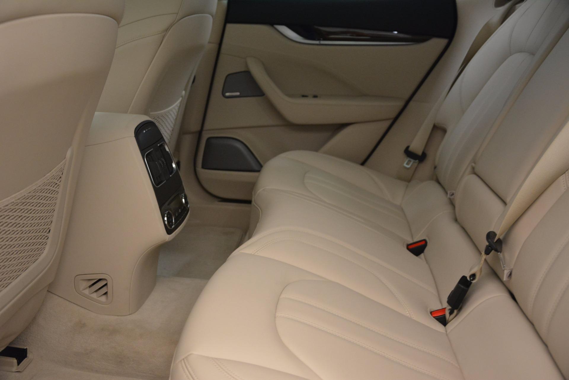 Used 2017 Maserati Levante S For Sale In Greenwich, CT 1463_p17