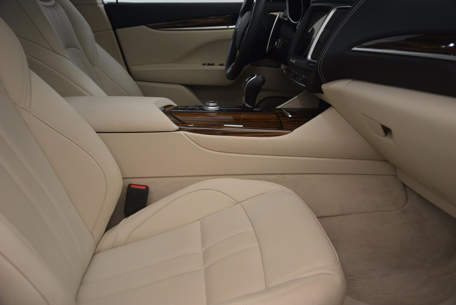Used 2017 Maserati Levante S For Sale In Greenwich, CT 1463_p20