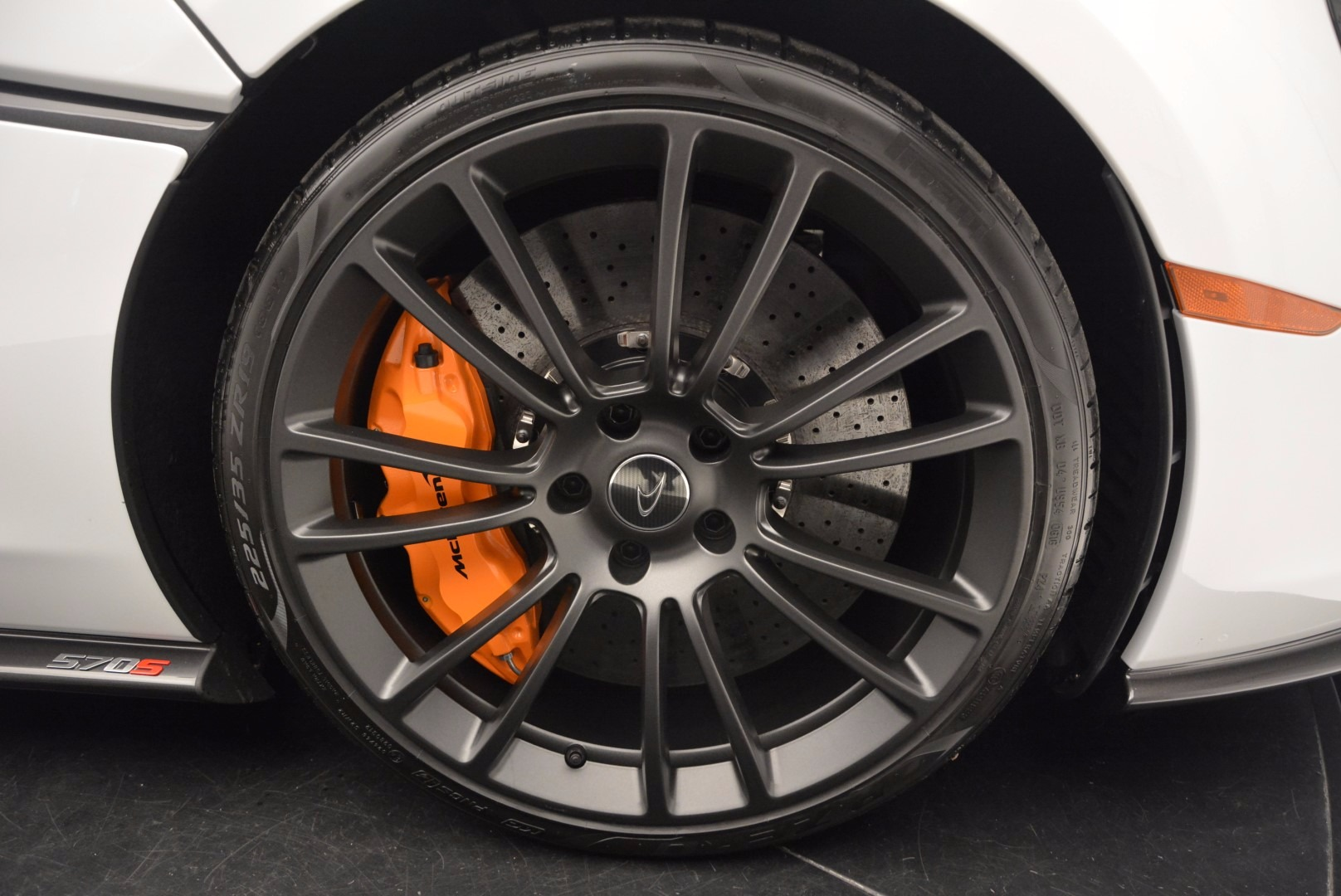 Used 2016 McLaren 570S  For Sale In Greenwich, CT 1464_p19