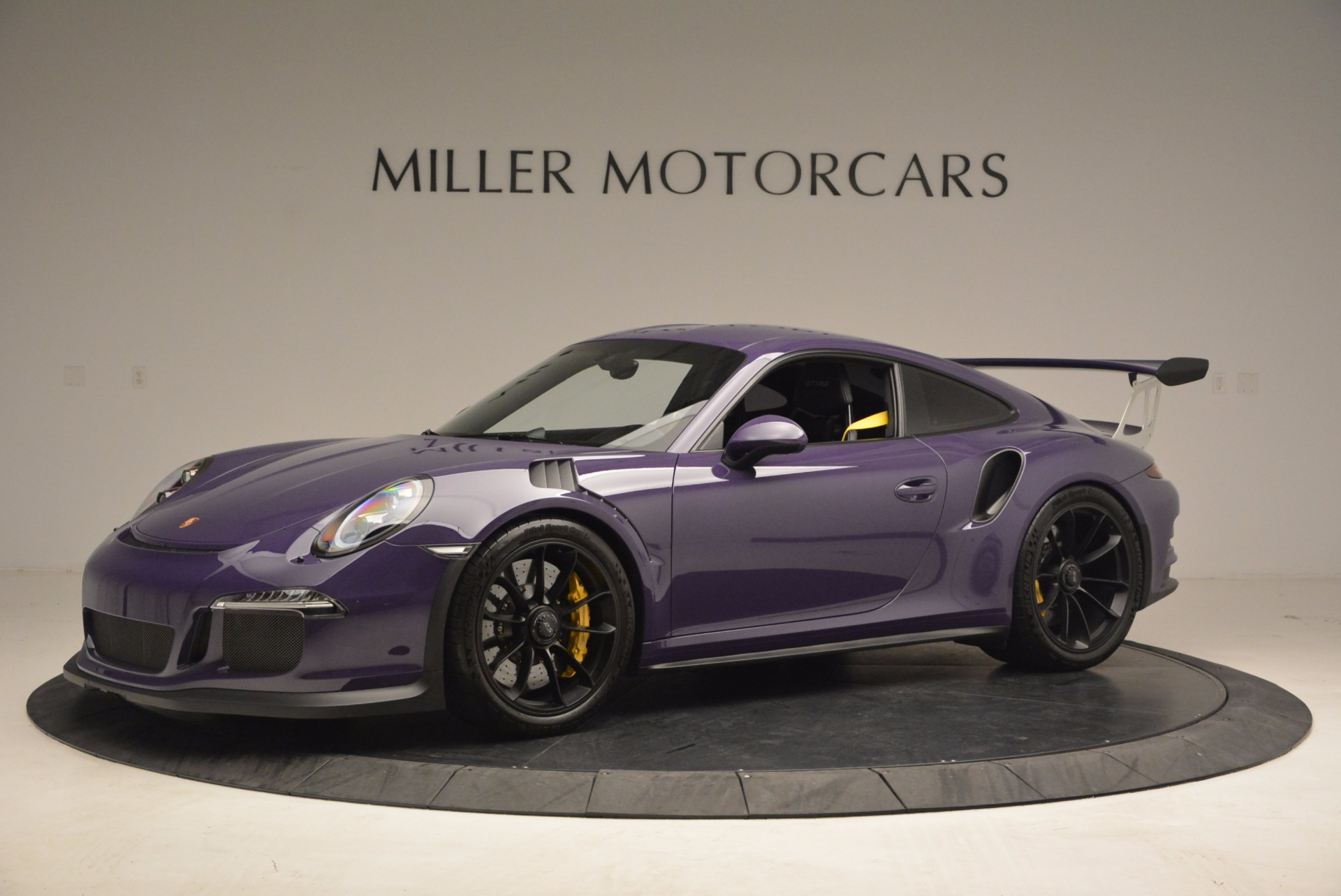Used 2016 Porsche 911 GT3 RS For Sale In Greenwich, CT 1469_p2