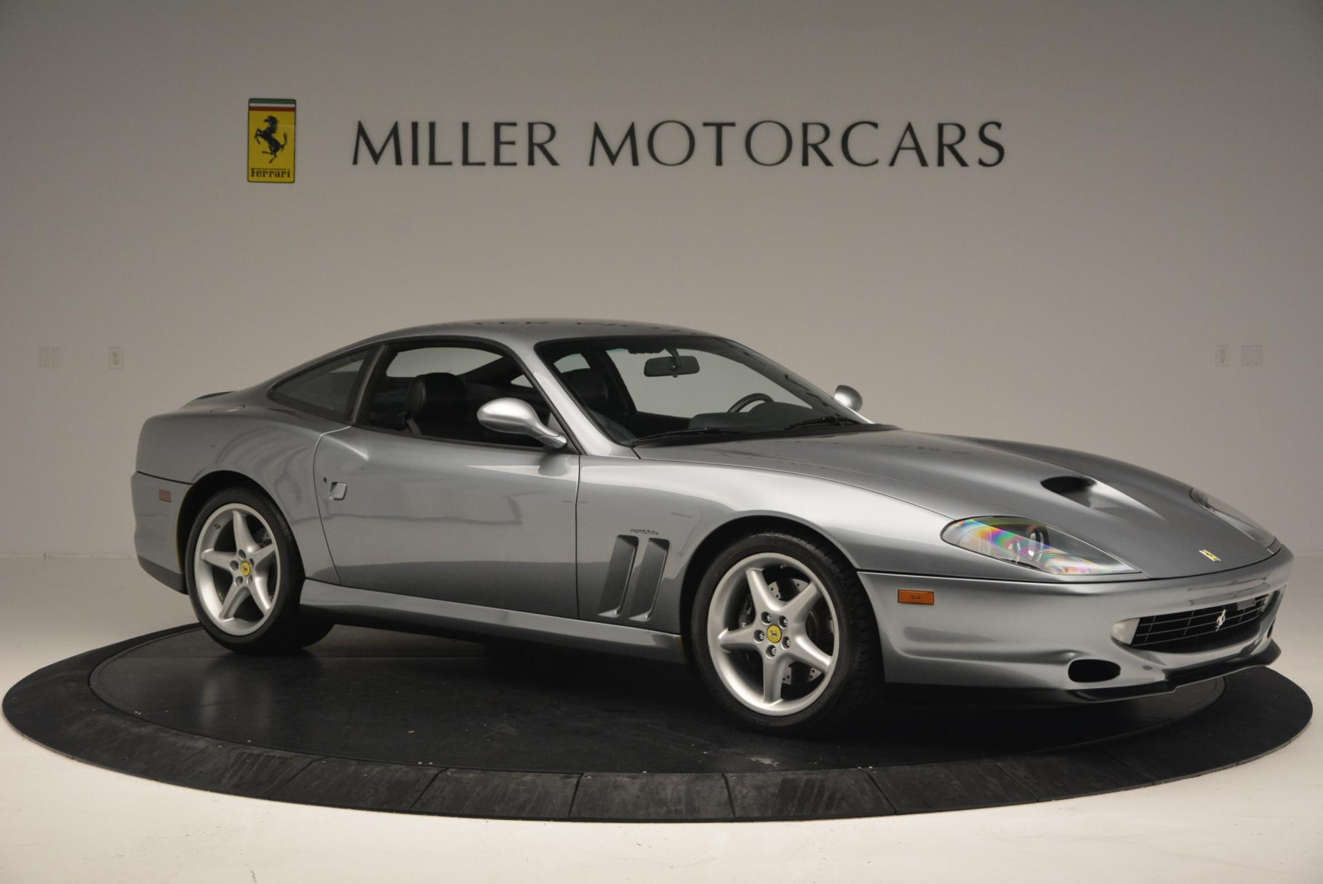 Used 1997 Ferrari 550 Maranello  For Sale In Greenwich, CT 147_p10