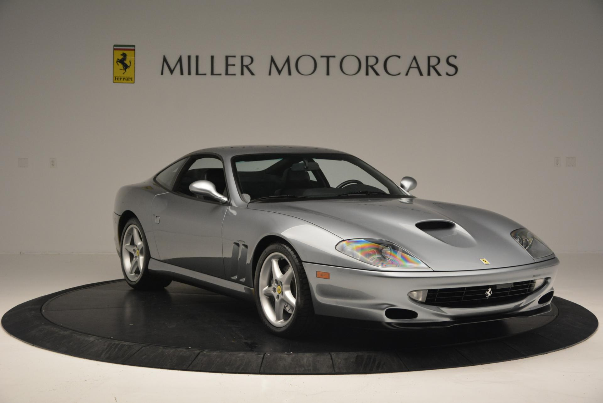 Used 1997 Ferrari 550 Maranello  For Sale In Greenwich, CT 147_p11