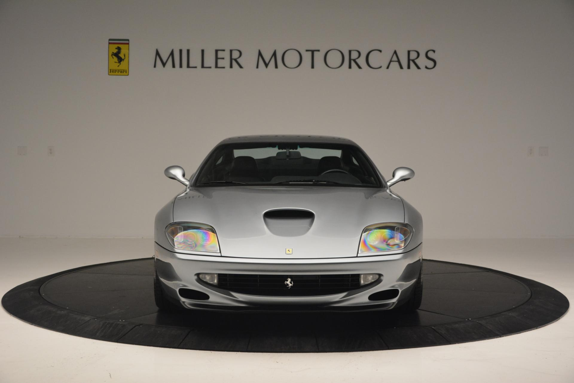Used 1997 Ferrari 550 Maranello  For Sale In Greenwich, CT 147_p12