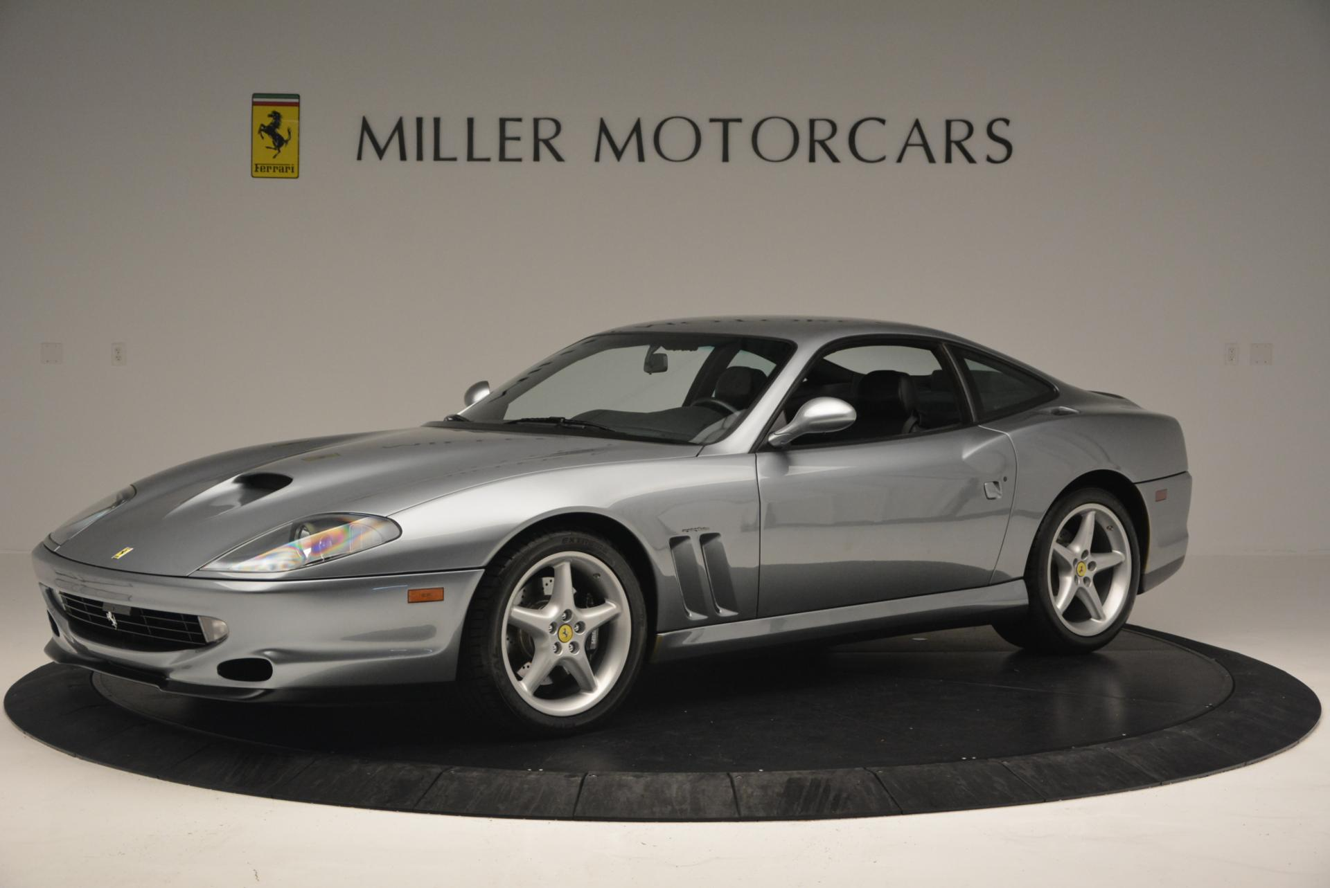 Used 1997 Ferrari 550 Maranello  For Sale In Greenwich, CT 147_p2