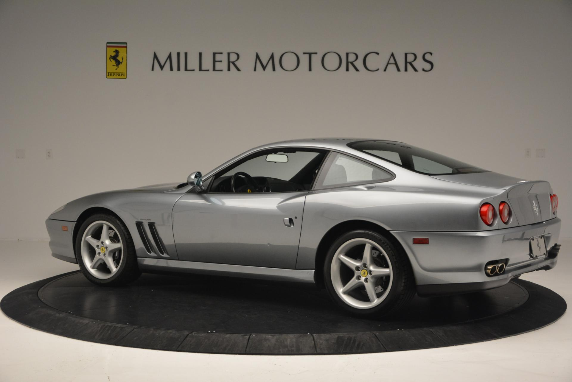 Used 1997 Ferrari 550 Maranello  For Sale In Greenwich, CT 147_p4