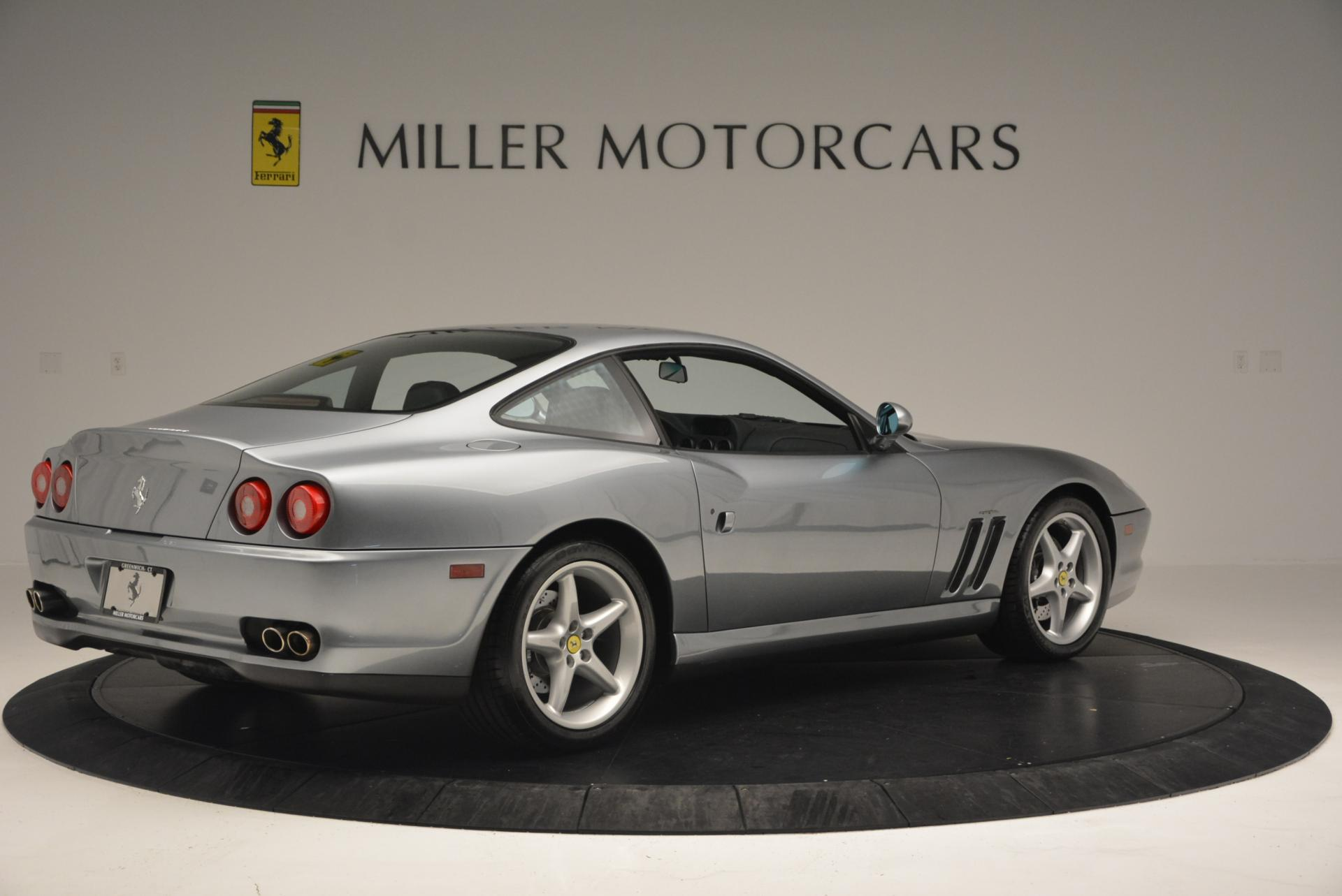 Used 1997 Ferrari 550 Maranello  For Sale In Greenwich, CT 147_p8