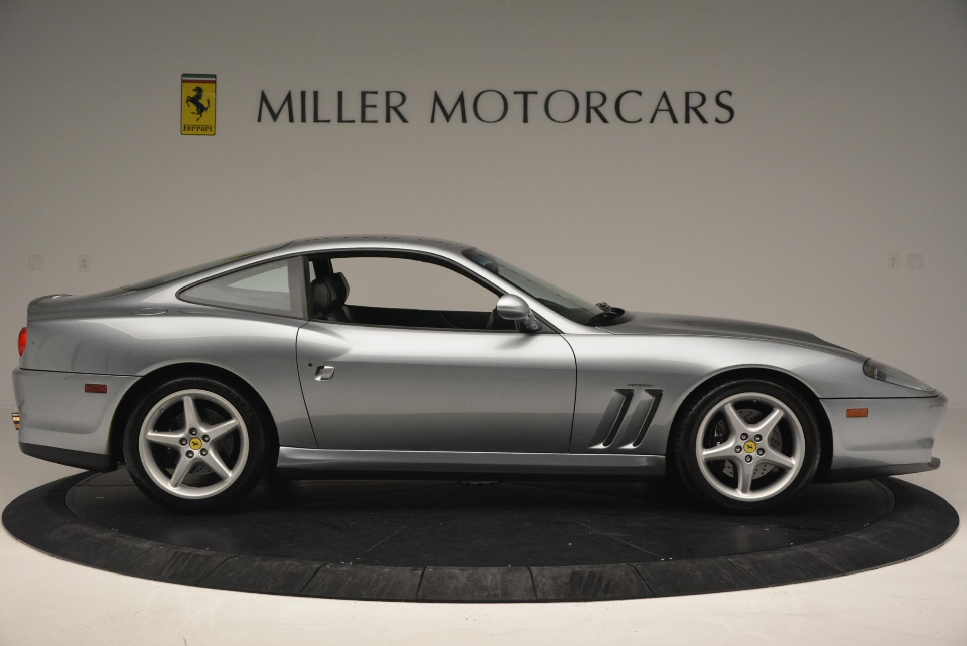 Used 1997 Ferrari 550 Maranello  For Sale In Greenwich, CT 147_p9