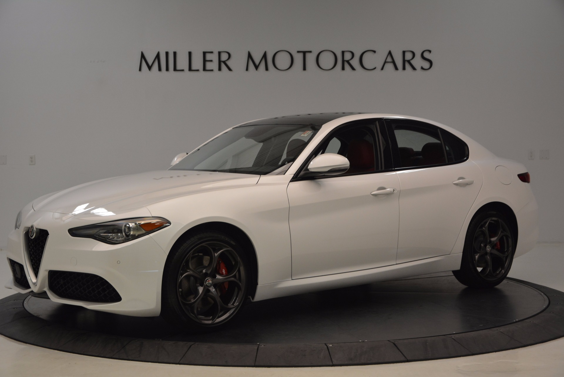 New 2017 Alfa Romeo Giulia Ti Q4 For Sale In Greenwich, CT 1470_p2