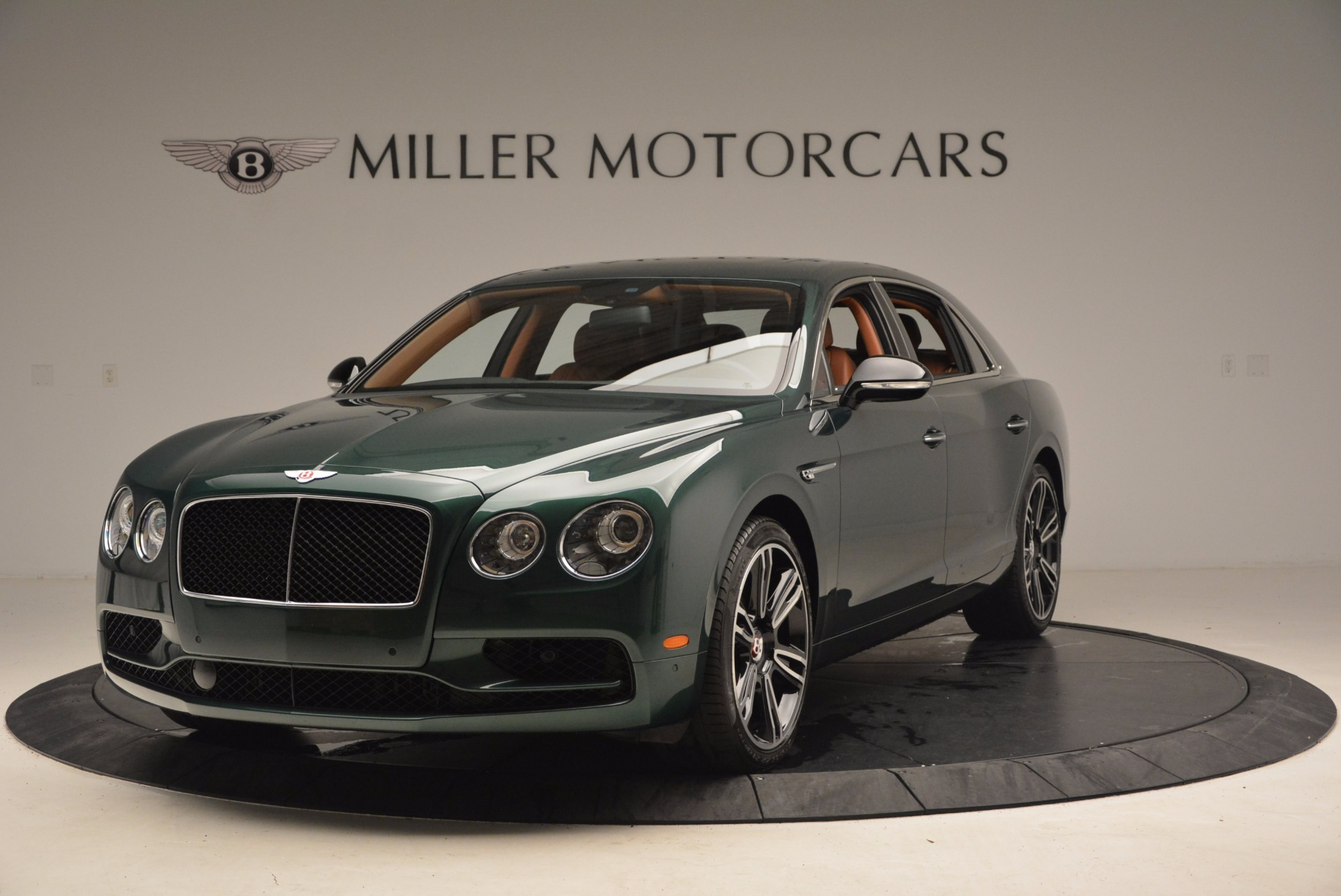 New 2017 Bentley Flying Spur V8 S For Sale In Greenwich, CT 1471_main