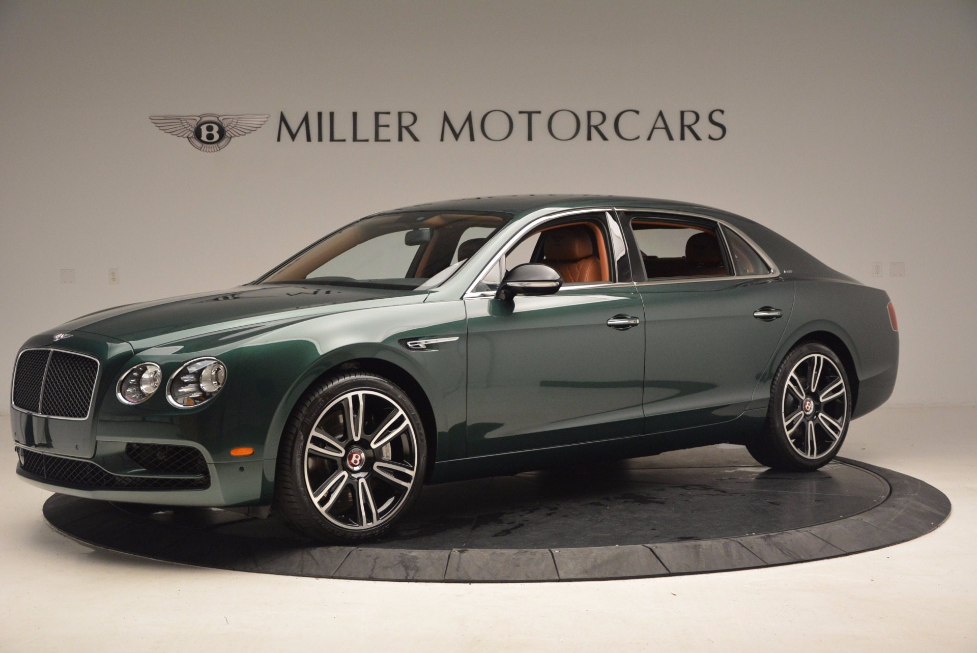 New 2017 Bentley Flying Spur V8 S For Sale In Greenwich, CT 1471_p2